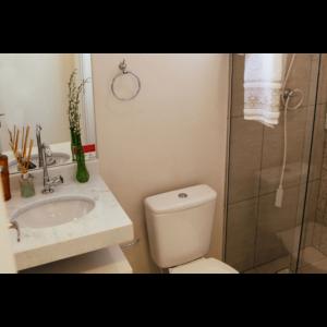 Banheiro 02 - Residencial Flórida II - Leme